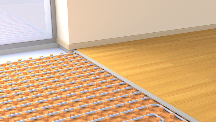 under floor heating service and repairs in hackney and haringey